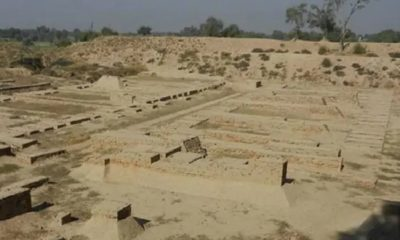 1,300-year-old Temple from Hindu Shahi period discovered in Pakistan