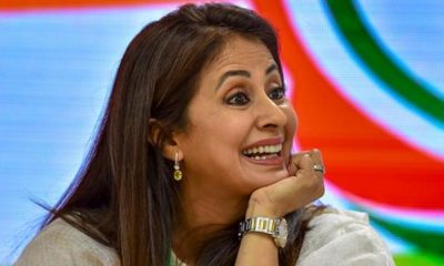 A year after quitting Congress, Urmila Matondkar to join Shiv Sena