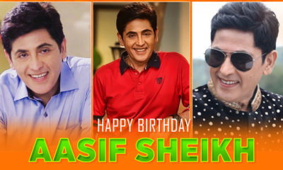 Aasif Sheikh Birthday Special: 7 things we bet you didn't know about the multi-talented Bhabiji Ghar Par Hai actor | Bollywood Bubble