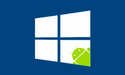 Android app can be used on Windows 10 system, special project of Microsoft