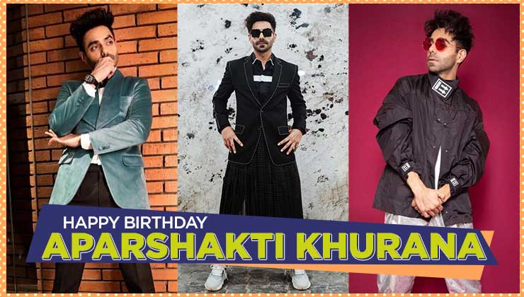 Aparshakti Khurana Birthday Special: 5 times the 'Stree' actor wowed us with his edgy and chic fashion sensibilities   Bollywood Bubble
