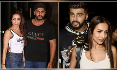 "Arjun Kapoor shows off lady love Malaika Arora in his recent post; asks fans, ""Check her out"" 