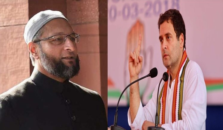 Asaduddin Owaisi led AIMIM to enter Rajasthan, speculations rife