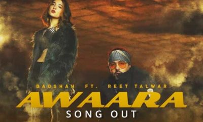 Awaara Song: Badshah takes a dig at haters of his successful journey in his latest single   Bollywood Bubble