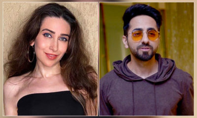 Ayushmann Khurrana to Karisma Kapoor - Bollywood stars who changed their name's spelling | Bollywood Bubble