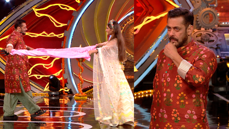 Bigg Boss 14 Written Updates, Day 43: Jugalbandi, comedy, dance and a dash of criticism makes for a perfect Diwali weekend | Bollywood Bubble