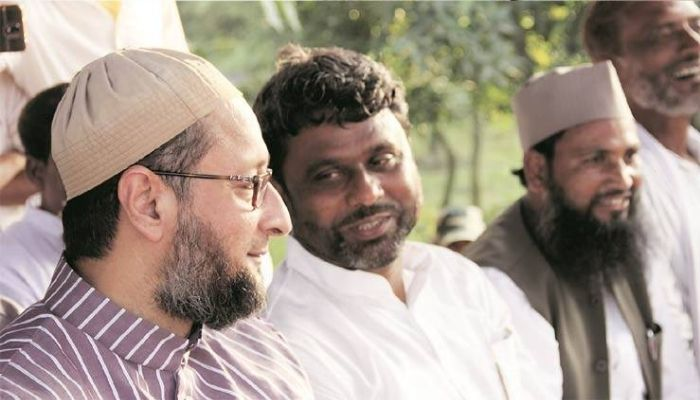 Bihar: AIMIM MLA refuses to say 'Hindustan' while taking oath, sparks row