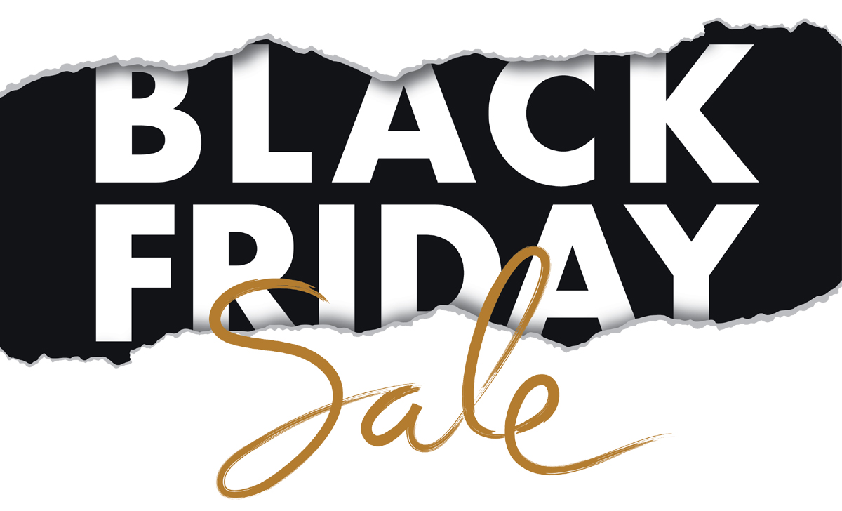 Black Friday sale is coming, buy foreign products in India with a bang