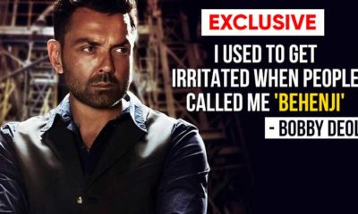 Bobby Deol: I used to get irritated when people used to call me 'behenji' | Bollywood Bubble