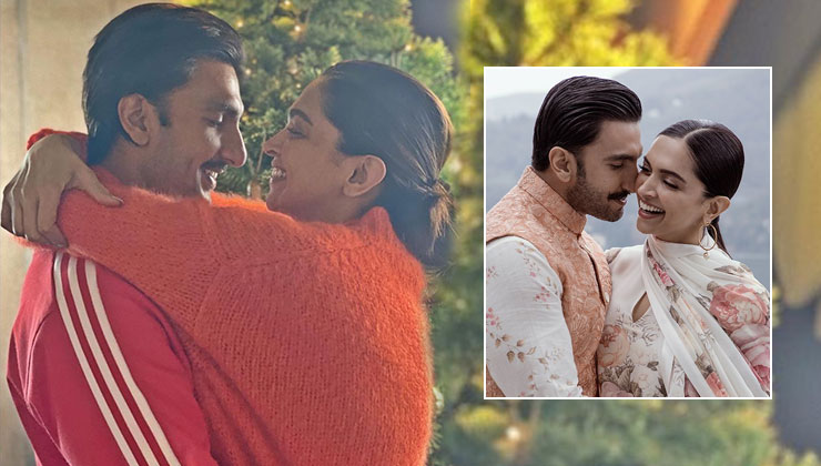 Deepika Padukone and Ranveer Singh's wedding anniversary posts will melt your heart | Bollywood Bubble
