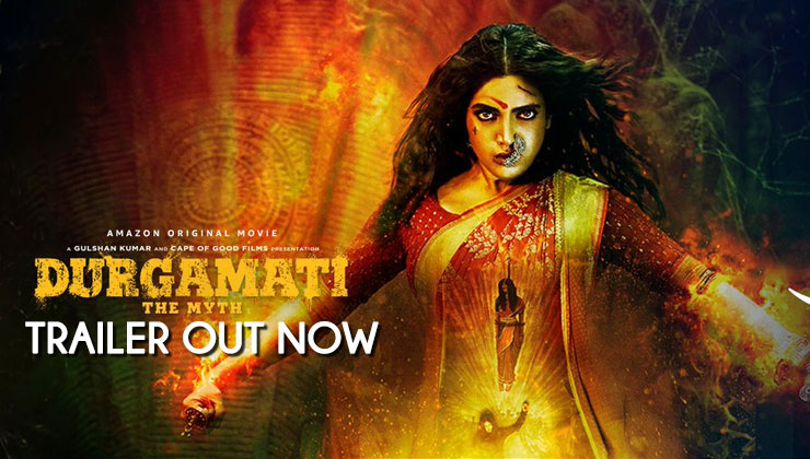 Durgamati Trailer: Bhumi Pednekar gets entangled in a scary conspiracy thriller | Bollywood Bubble