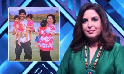 Farah Khan reveals why she chose IVF to become a mom at 43 | Bollywood Bubble