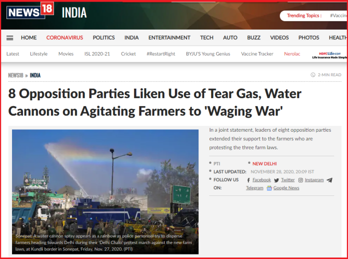 France, Germany, UK and all other countries we should boycott for using water cannon and tear gas