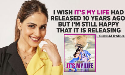 Genelia D'Souza: I wish 'It's My Life' had released 10 years earlier, but I'm still happy it's releasing | Bollywood Bubble