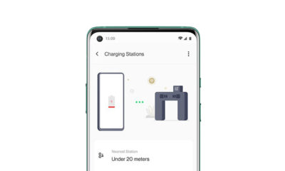 Good news for OnePlus users, fast charging stations will be available at the airport