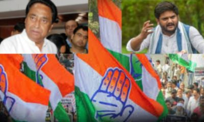 Gujarat and Madhya Pradesh Congress concedes defeat in by-elections