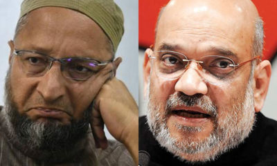 'How they do haye tauba: What Amit Shah said responding to Owaisi about Rohingya Muslims