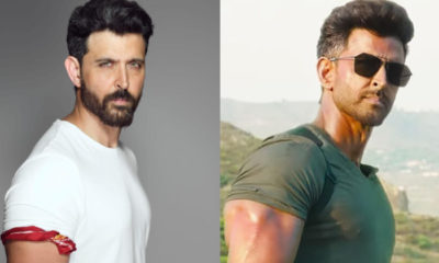 Hrithik Roshan's War haircut continues to trend in high demand at salons | Bollywood Bubble
