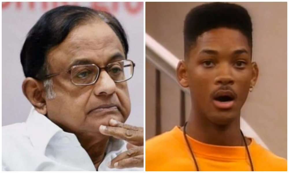 I am shocked that P Chidambaram is shocked about draconian anti-FOE law by Kerala govt