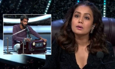 Indian Idol 12: Touched by a contestant's struggle story, Neha Kakkar gifts him Rs 1 lakh- watch video | Bollywood Bubble