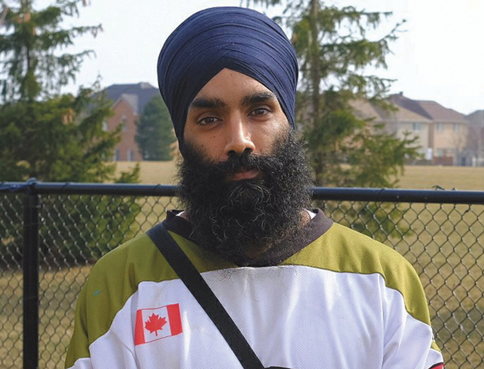 Indo-Canadian politician Gurratan Singh, brother of Khalistani supporter Jagmeet Singh, scare-mongers about farm bills