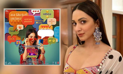 Indoo Ki Jawani: Kiara Advani shares her excitement announcing the release date of her film | Bollywood Bubble