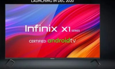 Infinix X1 launching in india