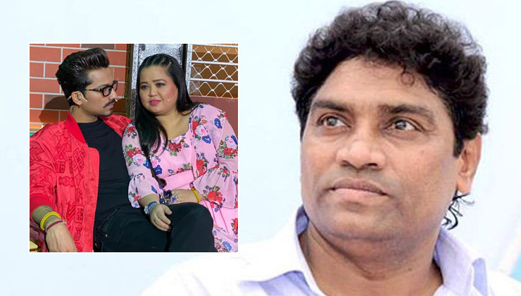 Johny Lever has THIS advice for Bharti Singh and Haarsh Limbachiyaa following their arrest in drugs case | Bollywood Bubble