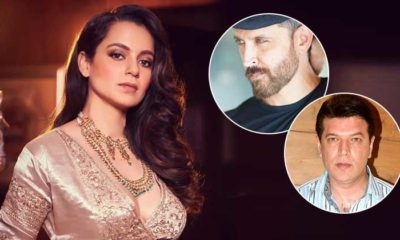 Kangana Ranaut calls Hrithik Roshan and Aditya Pancholi 'kind souls' for THIS reason | Bollywood Bubble