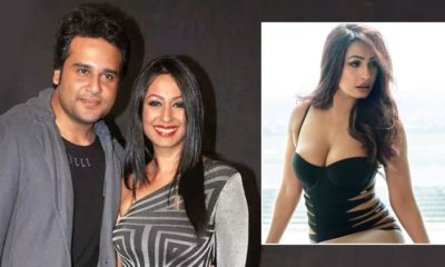 Kashmera Shah on Krushna Abhishek's 'biryani' comment: He is my husband, he can call me whatever he wants | Bollywood Bubble