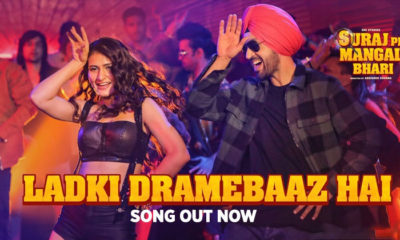 Ladki Dramebaaz Hai Song: Diljit Dosanjh and Fatima Sana Shaikh's cuteness will win you over | Bollywood Bubble