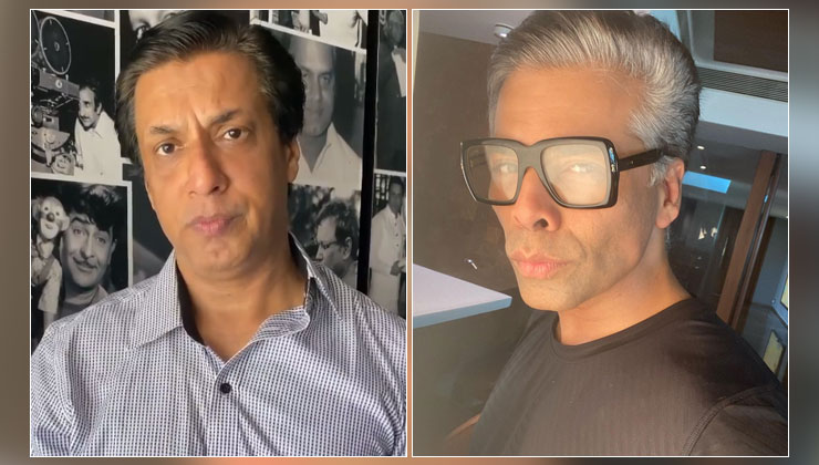 Madhur Bhandarkar claims Karan Johar's Dharma Productions is yet to respond to his notice for misusing his title 'Bollywood Wives' | Bollywood Bubble