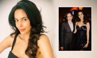 Mallika Sherawat shares what US Vice President-elect Kamala Harris had advised her when she felt 'like a fish out of water' | Bollywood Bubble