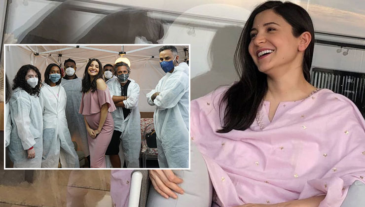"""Mom-to-be Anushka Sharma opens up about getting back on sets; says, """"I intend to keep working for as long as I live"""" 