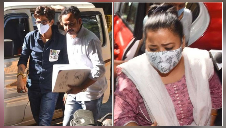 Mumbai court grants bail to comedian Bharti Singh and husband Haarsh Limbachiyaa in drugs case | Bollywood Bubble