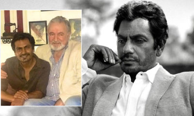 Nawazuddin Siddiqui mourns the demise of his Russian acting guru Valentin Teplyakov | Bollywood Bubble