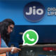 No more waiting for the phone, Geo Care support is launched on Jio WhatsApp