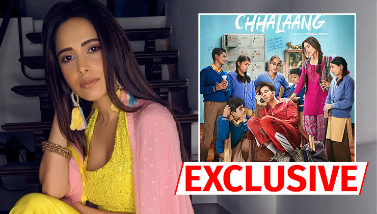 Nushrratt Bharuccha: 'Chhalaang' has been one of my most tiring roles that I have done so far | Bollywood Bubble
