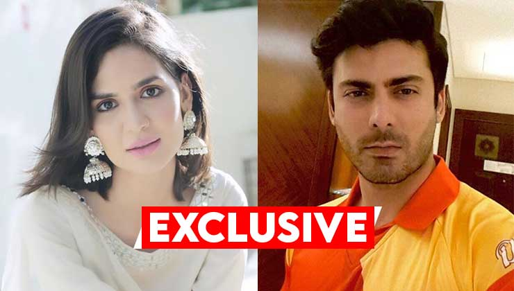 Pakistani actress Madiha Imam on working with Fawad Khan: I'm very nervous as I've to stand next to him in 'Neelofer'   Bollywood Bubble