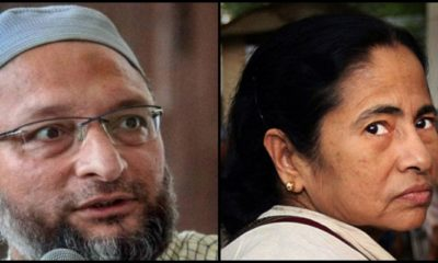 Former AIMIM leaders join TMC in West Bengal, hail Banerjee as 'secular'