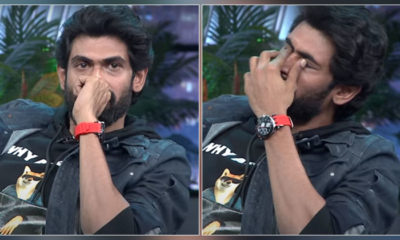 "Rana Daggubati breaks down as he opens up about his critical health issues; says, ""I had 30% chance of death""- watch 