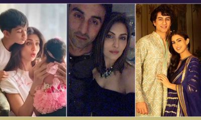 Ranbir Kapoor, Sara Ali Khan and other B-Townies celebrate Bhai Dooj with their siblings- view pics | Bollywood Bubble