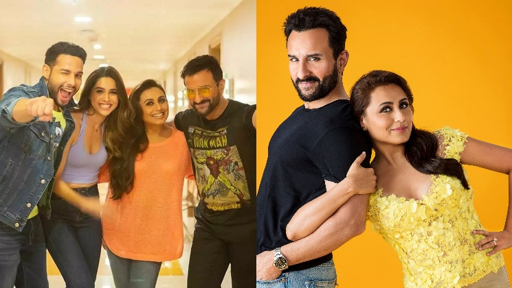 Rani Mukerji and Saif Ali Khan starrer 'Bunty Aur Babli 2' to have a Christmas release? - Bollywood Bubble