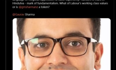 Newly elected NZ MP Gaurav Sharma targeted for taking oath in Sanskrit