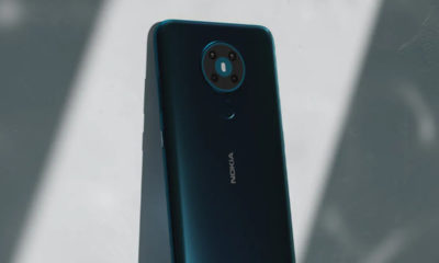 The Nokia 5.4 will come with a quad rear camera, along with a punch hole display