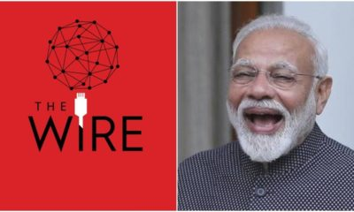 The Wire's faux analysis: How it went from 'Modi can't get crowds in his rally' to 'Bihar admires Modi' in 48 hours flat