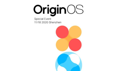 The interface of the Vivo phone will change, the launch is the new Origin OS
