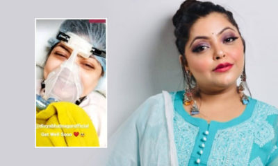 Yeh Rishta Kya Kehlata Hai actress Divya Bhatnagar on a ventilator after testing positive for Covid-19 | Bollywood Bubble