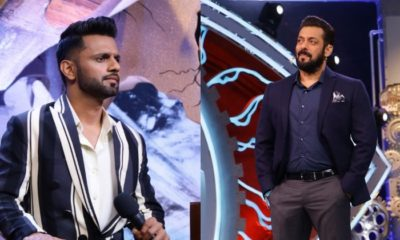 'Bigg Boss 14' Written Updates, Day 71: Rahul Vaidya gets questioned by Salman Khan on his unceremonious exit | Bollywood Bubble