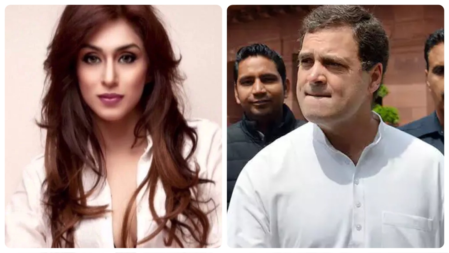'Nobody has the right to ask Rahul questions and 'irritate' Congress': Congress fangirl who was exposed for earning Rs 500 per tweet goes on a rant
